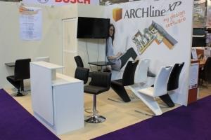 Construma 2014 - 2014-ben is az Impala Bútorkereskedő Kft. bútorait választotta az ARCHLINE