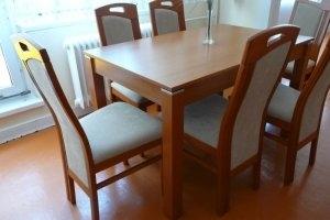 Óbudai Idősek Otthona, Budapest, Őszike utca - EVELIN székek