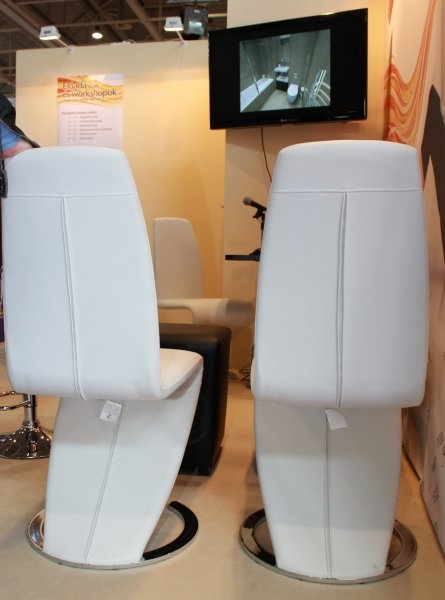 Construma 2013 - Az ARCHLINE is az Impala Bútorkereskedő Kft. székeit használta