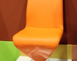Construma 2014 - Impala Bútorkereskedő Kft. MF narancssárga színű széke