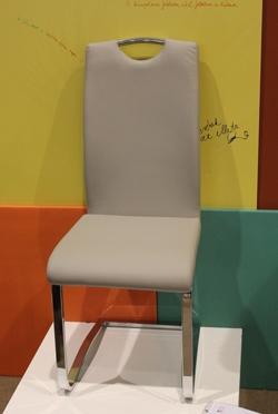 Construma 2014 - Impala Bútorkereskedő Kft. szürke szánkótalpas fogantyús széke
