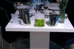 Design+ Kiállítás - A kisebb fém kiegészítők jól kiemelik az Impala Bútorkereskedő Kft. termékeit