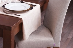 Design+ Kiállítás - Az Impala Bútorkereskedő Kft. kárpitozott széke kényelmesebbé teszi az étkezést