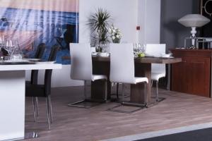 Design+ Kiállítás - Az Impala Bútorkereskedő Kft. székei bármilyen étkezőasztal mellett remekül mutatnak