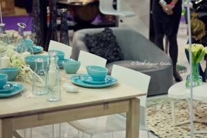 Konyhakiállítás 2011, modern konyhai asztalok