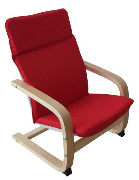 piros relax fotel