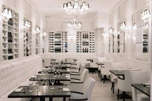 La Pampa Argentin Steakhouse - Fehér terem