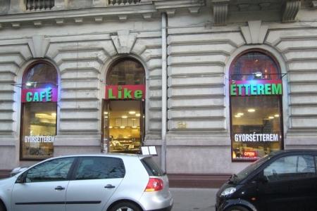 Like étterem, Budapest -
