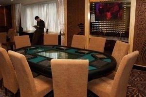 Monte Carlo Poker Club, Budapest - Póker asztalok