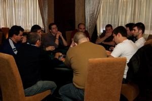 Monte Carlo Poker Club, Budapest - Impala bútorok póker klubban