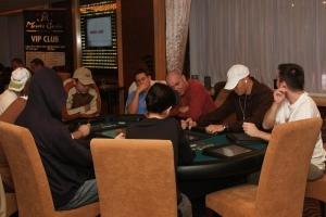 Monte Carlo Poker Club, Budapest - Póker székek