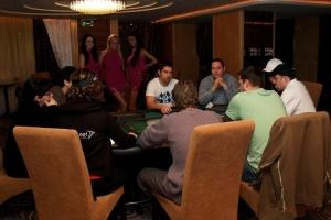 Monte Carlo Poker Club, Budapest - Póker székek és asztalok