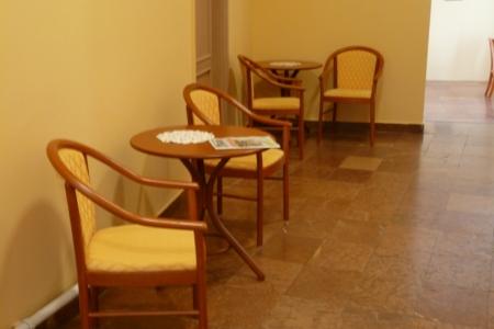 Óbudai Idősek Otthona, Budapest, Kiskorona utca - DALMA szék