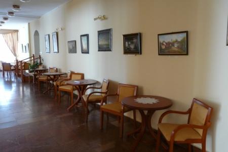 Óbudai Idősek Otthona, Budapest, Kiskorona utca - kényelmes Impala székek