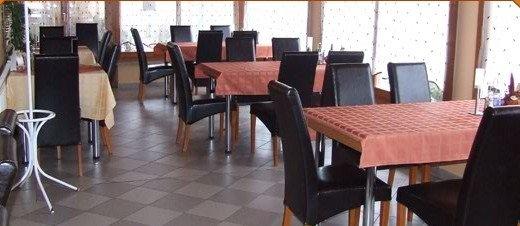 Pálma Étterem, Debrecen - Az étterem belső tere