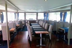 Primus Rendezvényhajó - Minsőségi éttermi székek