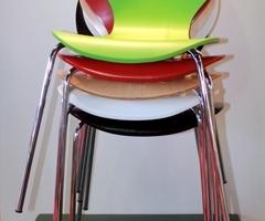 Sirha Kiállítás, 2014 - Az Impala Bútorkereskedő Kft. rakásolható Shell székei