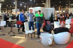 Sirha Kiállítás, 2014 - Több cég az Impala Bútorkereskedő Kft. foteleit, székeit használta a standján