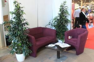 Sirha Kiállítás, 2014 - Az Impala Bútorkereskedő Kft. kényelmes fotele és kanapéja