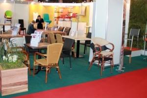 Sirha Kiállítás, 2014 - Az Impala Bútorkereskedő Kft. standján kültéri bútorok is láthatóak voltak