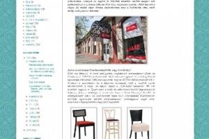 Bútorvásárlás könnyedén - Szitakötő Lakbersuli 1