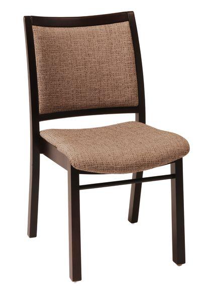 Origo/KK kárpitozott szék, rakásolható