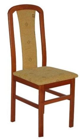 Detti kárpitozott szék támlás