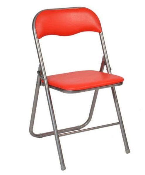 Lorca fémvázas kárpitozott összecsukható szék