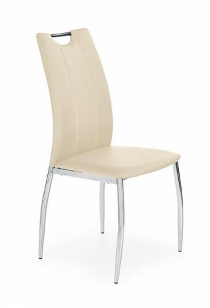 K-187 fémvázas kárpitozott szék