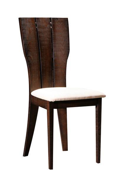 Ricky kárpitozott szék wenge, beige