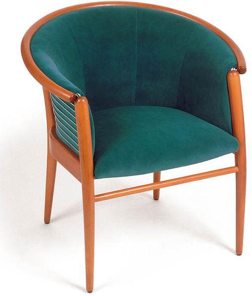 Szmoky-Lux fémkosaras fotel
