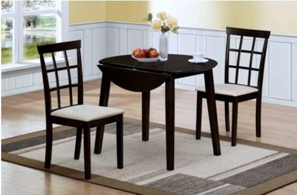Philadelphia étkezőgarnitúra (1 asztal   2 szék)