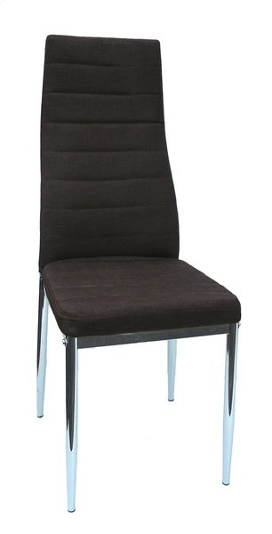 F261-3(KD) fémvázas kárpitozott szék
