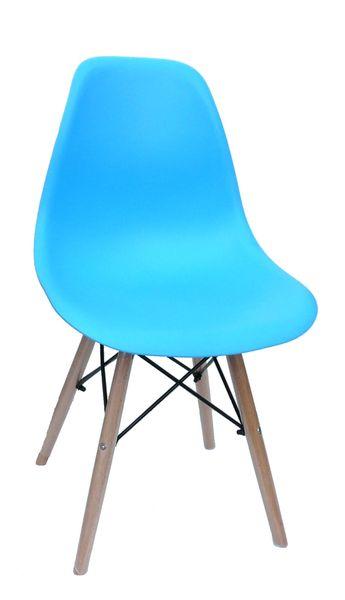 PP623 favázas szék, műanyag ülés és támla