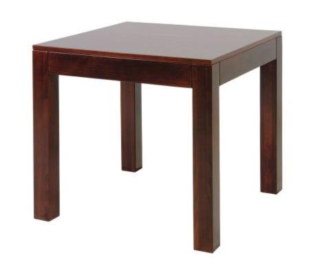 Duna fix asztal 80x80