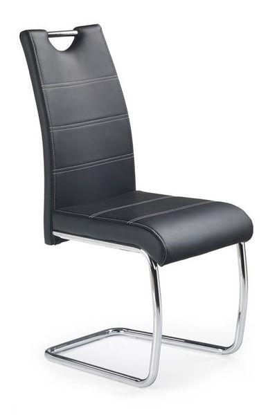 K-211 szánkótalpas fémvázas szék