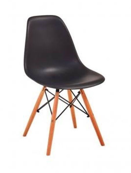 Lunaria lemezelt műanyag szék