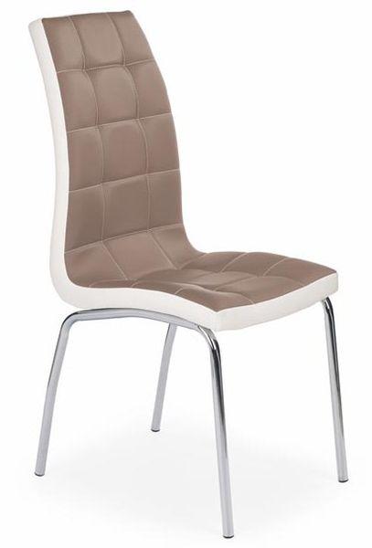 K-186 kárpitozott fémvázas szék