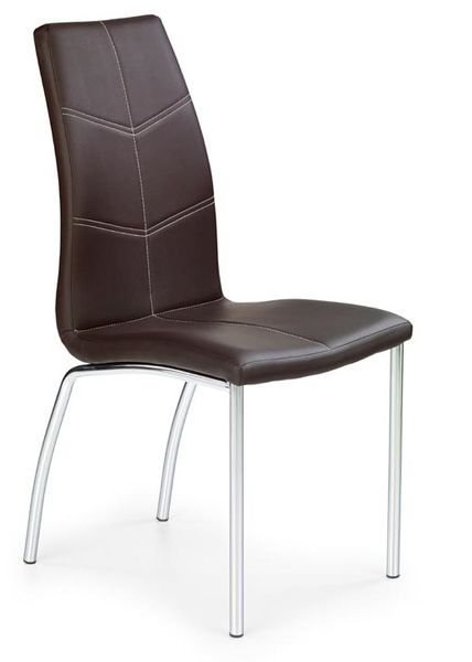 K-114 kárpitozott fémvázas szék