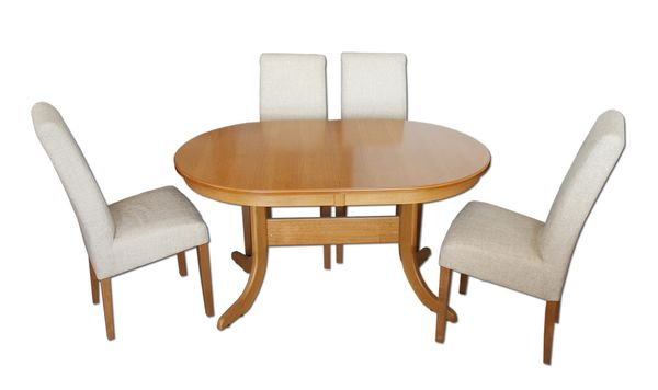 Labud nagyobbítható asztal 90x140/180