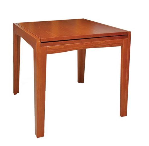 P-4 plus nagyobbítható asztal 80x80/160