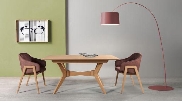 Ares nagyobbítható asztal 90x160/200
