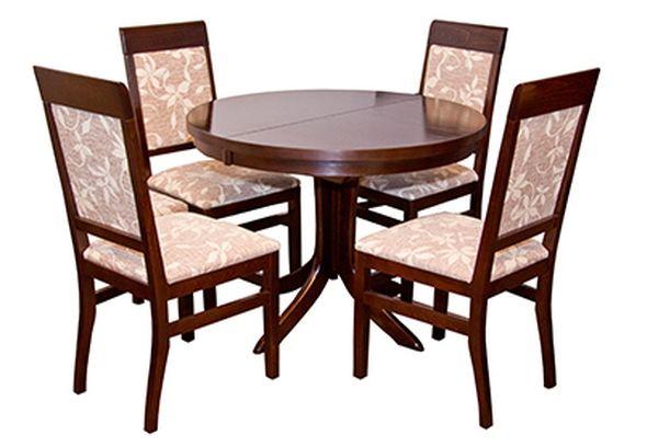 Lotos nagyobbítható kör asztal 90/130 cm