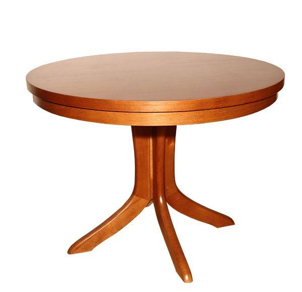 Lotos nagyobbítható kör asztal