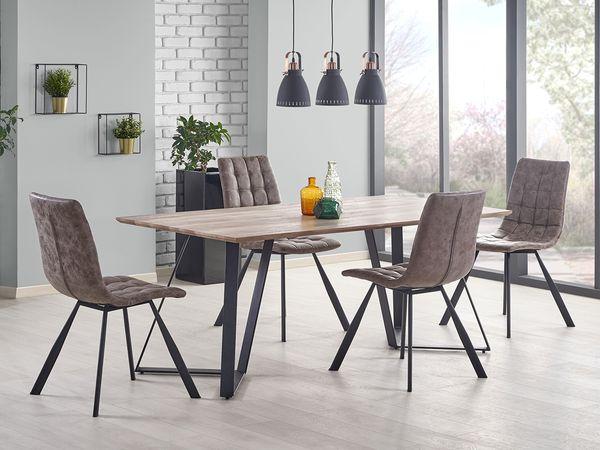 Capital - K 272 étkezőgarnitúra (1 asztal   4 szék)