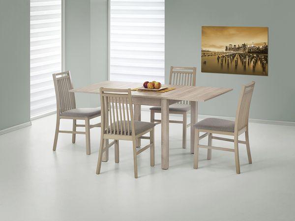 Gracjan - Hubert 9 étkezőgarnitúra (1 asztal   4 szék)