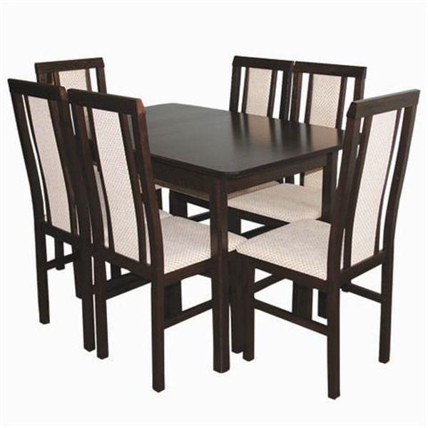 Alex - Júlia étkezőgarnitúra (1 asztal   6 szék)