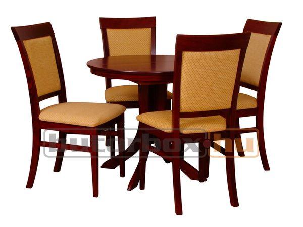 Vera - Anita étekezőgarnitúra (1 asztal   4 szék)