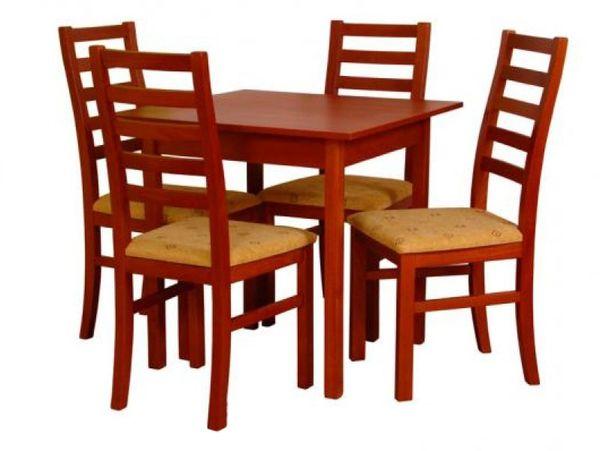Éttermi - Viki étkezőgarnitúra (1 asztal   4 szék)