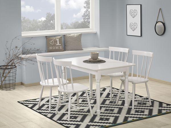 Landford - Charles étkezőgarnitúra (1 asztal   4 szék)